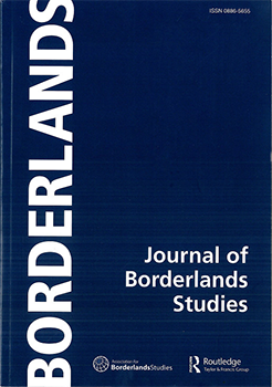 Journal of Borderlands Cover
